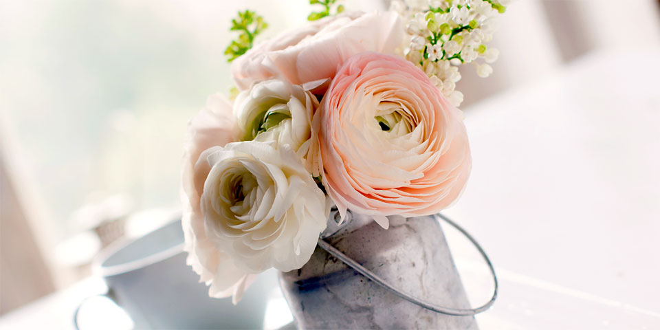 Damascus VA Florists for Mountain Destination Weddings and Funerals